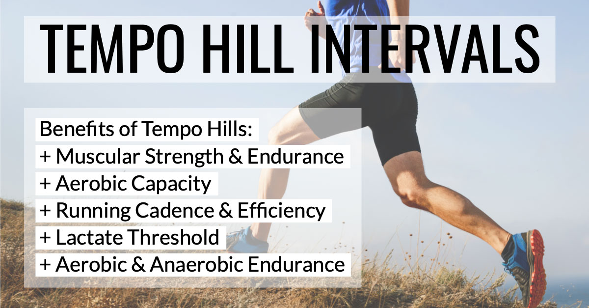 Tempo Hill Interval Training