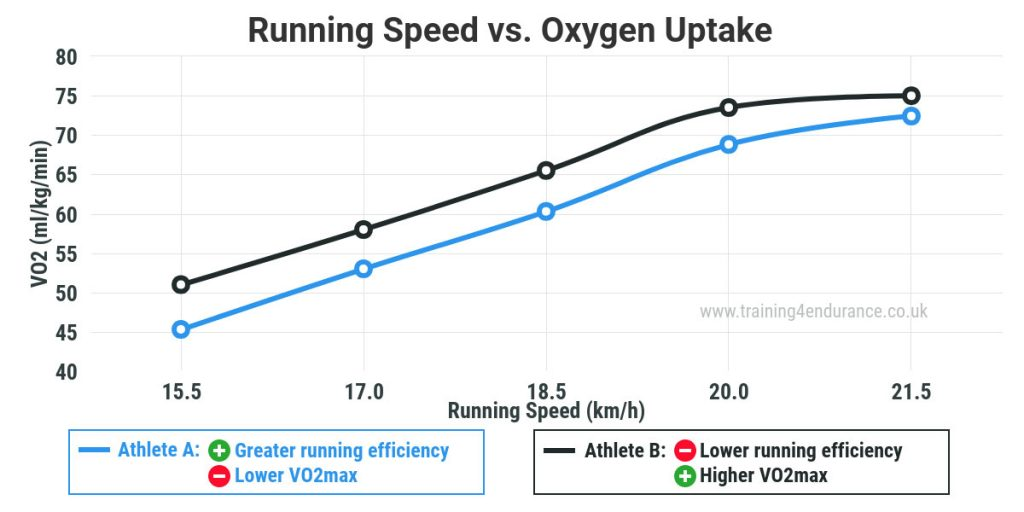 vVO2max Running Efficiency
